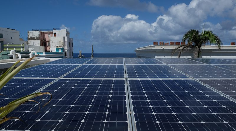Community Solar For Sustainability In Puerto Rico Social