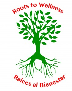 Roots to Wellness Logo