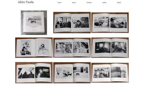 Screen photo of Akito Tsuda's webpage. http://akitotsuda.wix.com/akitotsuda#!contact/czpl