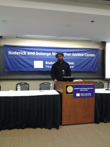 Reginald Dwayne Betts, Keynote Speaker Photo By Joshua Conner-2