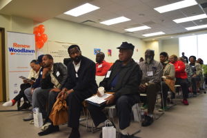 More than 30 Woodlawn residents attended the orientation for the Renew Woodlawn Homeownership Program in May. (Yingxu Jane Hao/SJNN)